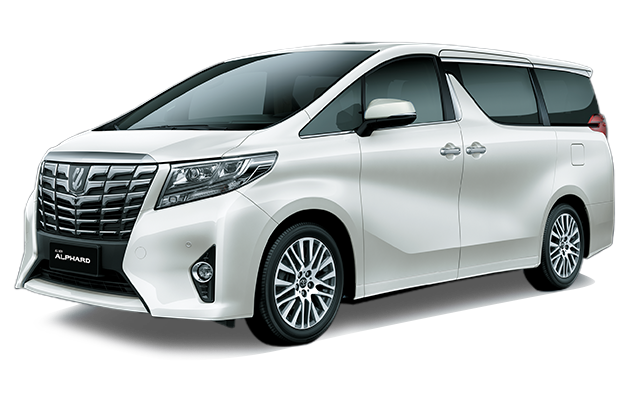 Rental Mobil Alphard Murah